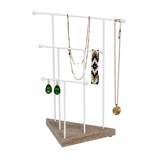 Honey-Can-Do 3-Tier Jewelry Stand