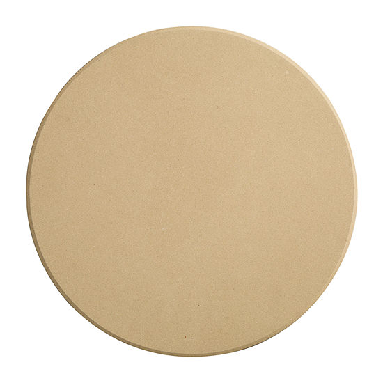 Honey-Can-Do 14-Inch Round Non-Cracking Pizza Stone