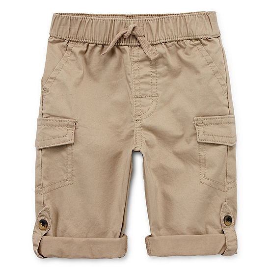 Okie Dokie Boys Cargo Short - Baby