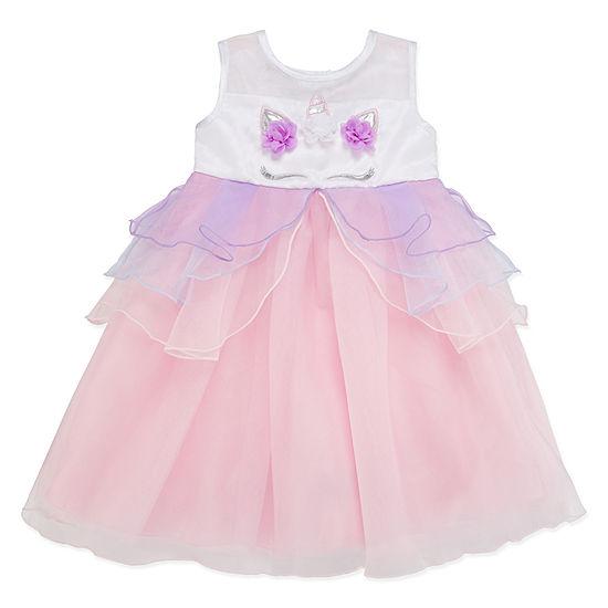 159c6afa Blueberi Boulevard Sleeveless Party Dress - Toddler Girls - JCPenney