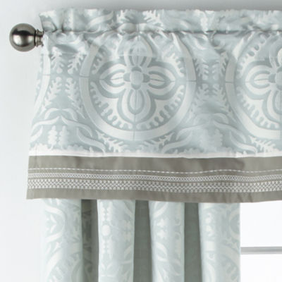 JCPenney Home Mayer Light-Filtering Rod-Pocket Curtain Panel