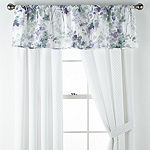 JCPenney Home Marissa Rod-Pocket Curtain Panel