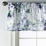 JCPenney Home Marissa Rod-Pocket Tailored Valance