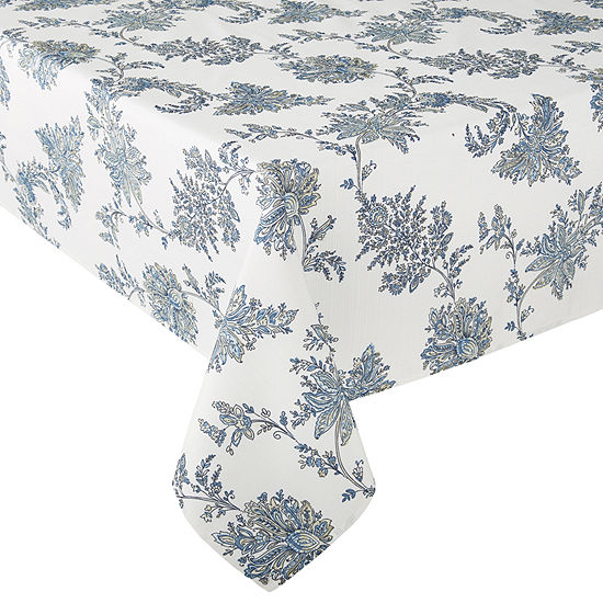 JCPenney Home Shiloh Floral Tablecloth