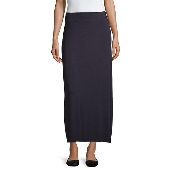Liz Claiborne Maxi Skirt - Tall