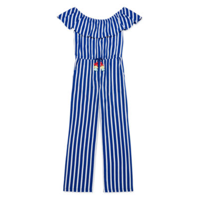 Arizona Short Sleeve Jumpsuit
