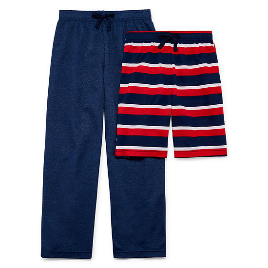 Arizona 2-pc. Shorts Pajama Set Preschool / Big Kid Boys