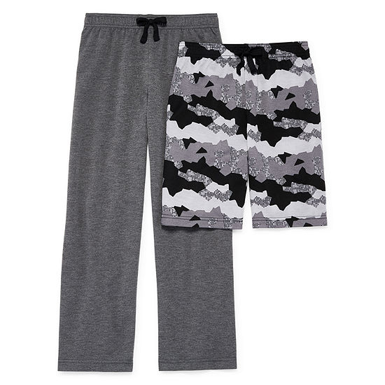Arizona 2-pc. Shorts Pajama Set Preschool / Big Kid Boys