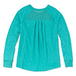Xersion Long Sleeve Graphic Tunic Girls' 4-16 & Plus