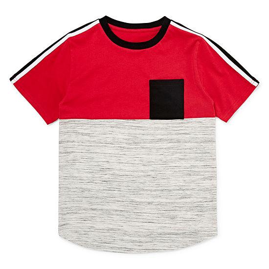 Arizona Boys Crew Neck Short Sleeve T Shirt Preschool Big Kid