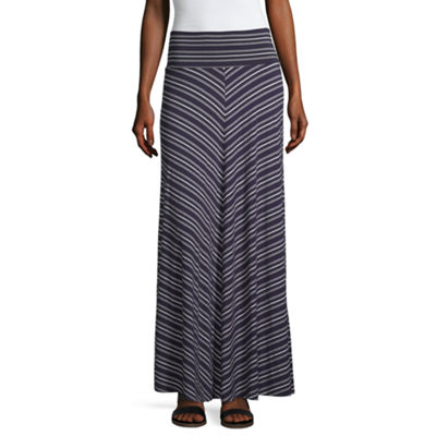 Alyx Womens Mid Rise Maxi Skirt