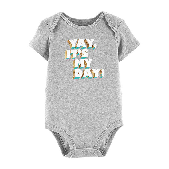 Carter's Unisex Bodysuit-Baby