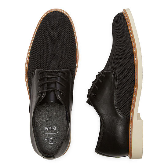 Collection by Michael Strahan  Mens Lumin Oxford Shoes Closed Toe