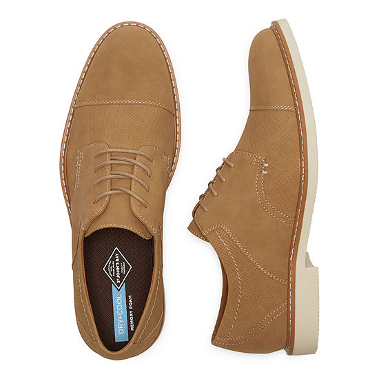 St. John's Bay Mens Grove Oxford Shoes