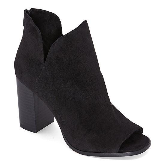 Zigi Soho Womens Tildey Booties Block Heel