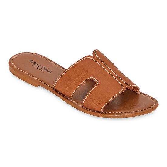 Arizona Womens Amini Flat Sandals
