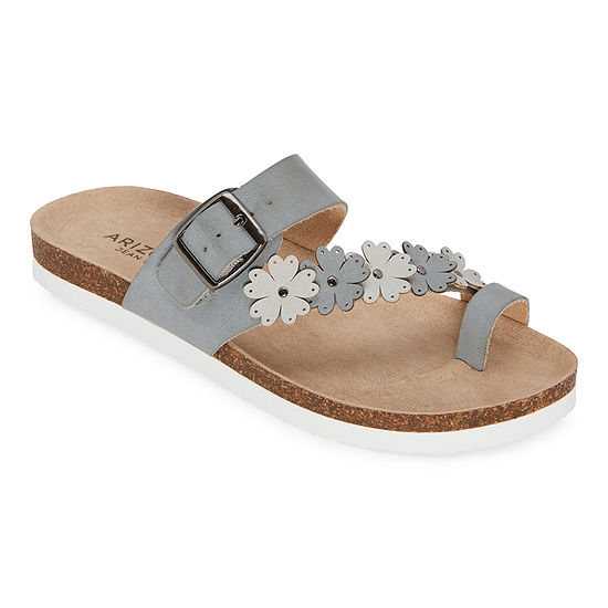 Arizona Sail Womens Footbed Sandals