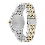 Citizen Corso Mens Two Tone Stainless Steel Bracelet Watch - Bm7334-58l