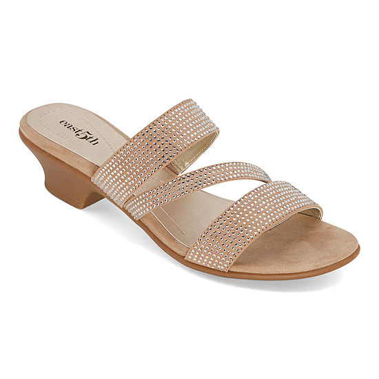 east 5th Womens Eton Heeled Sandals