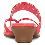 east 5th Womens Oakridge Heeled Sandals