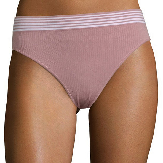 Ambrielle Knit High Cut Panty 12p030