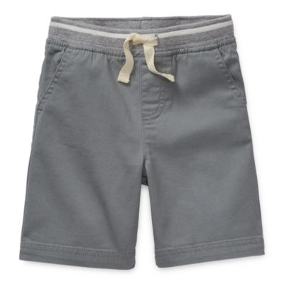 Okie Dokie Woven Toddler Boys Pull-On Short