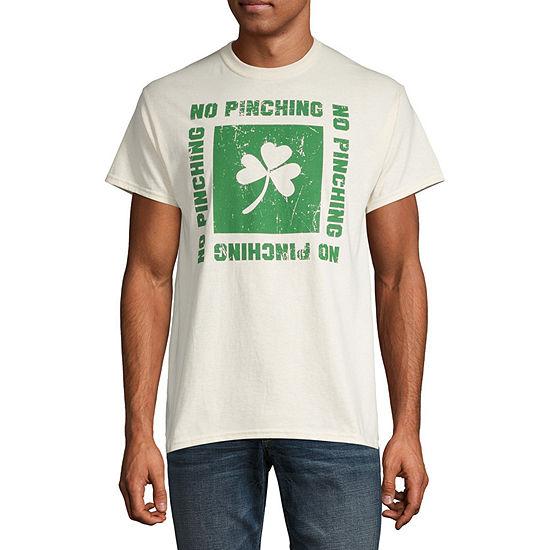 Mad Engine Mens Crew Neck Short Sleeve Graphic T-Shirt