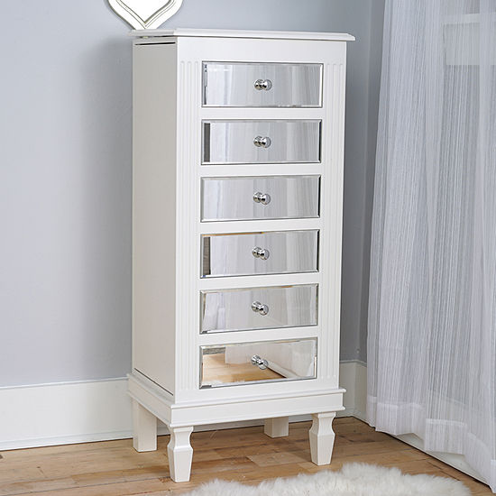 Hives and Honey Ava Jewelry Armoire