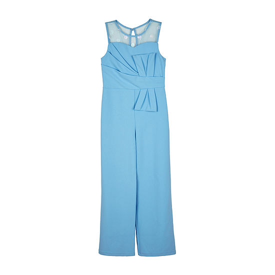 by&by girl Daddy Daughter - Big Kid Girls Jumpsuit