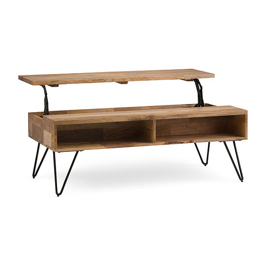 Simpli Home Hunter Coffee Table