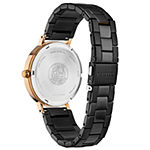 Drive from Citizen Womens Black Stainless Steel Bracelet Watch - Em0768-54e