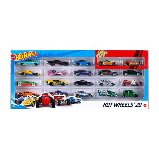 Hot Wheels 20 Gift Pack Assortment