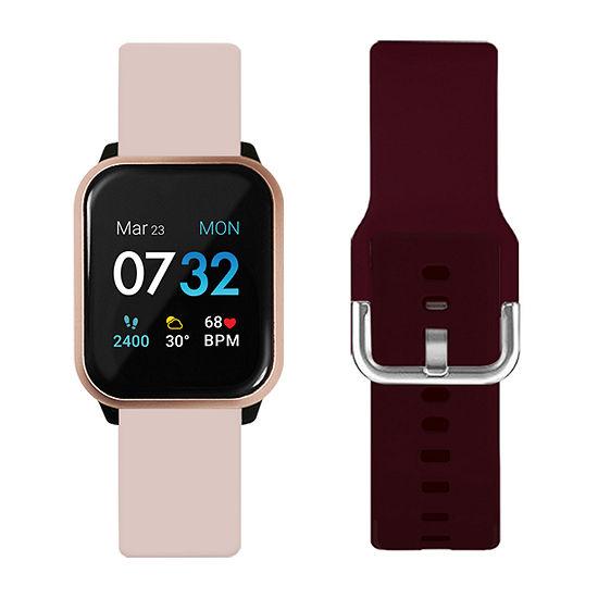 X-Five Unisex Adult Multicolor Smart Watch-900192r-18-P10