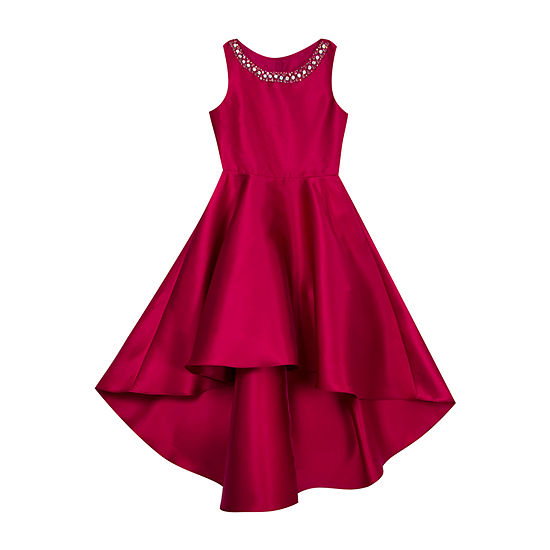 Rare Editions Big Girls Sleeveless Fit & Flare Dress