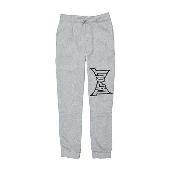 Tapout Big Boys Cuffed Jogger Pant