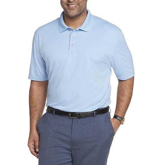 Van Heusen Big and Tall Mens Short Sleeve Polo Shirt