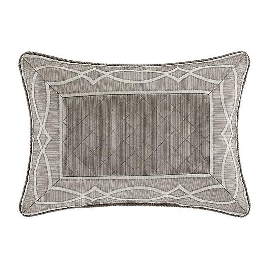 Queen Street Darwin Rectangular Throw Pillow