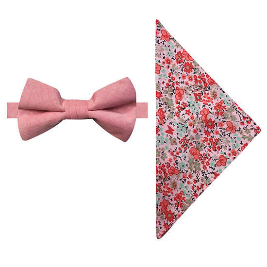 Stafford Bow Tie Set