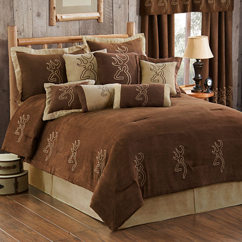 Browning 4-pc. Midweight Comforter Set