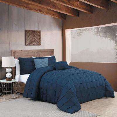 Avondale Manor Madison 5-pc. Reversible Comforter Set