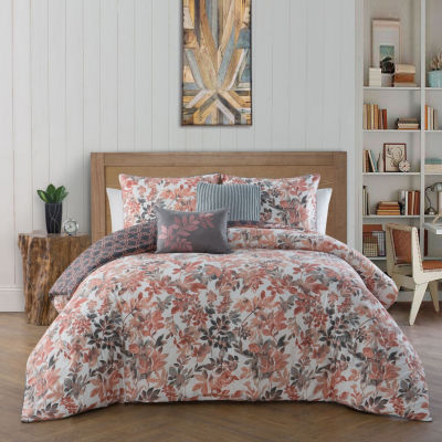 Avondale Manor Cali 5-pc. Reversible Comforter Set
