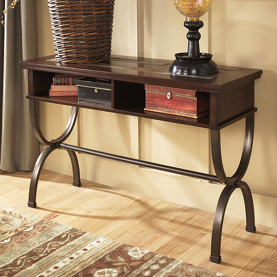 Signature Design By Ashley Zander Console Table Jcpenney