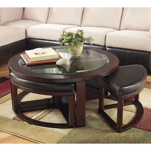 Signature Design by Ashley® Marion Occasional Table Set