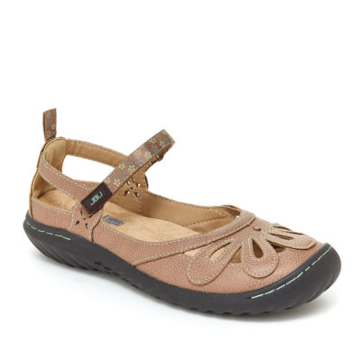 J Sport By Jambu Wildflower Encore Womens Mary Jane Shoes