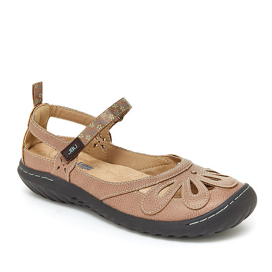 32b700822759 J Sport By Jambu Womens Wildflower Encore Mary Jane Shoes Hook and Loop  Round Toe - JCPenney