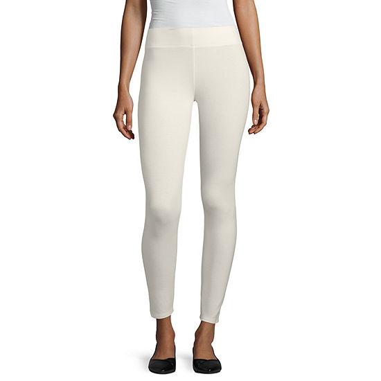 Mixit Womens Mid Rise Slim Legging