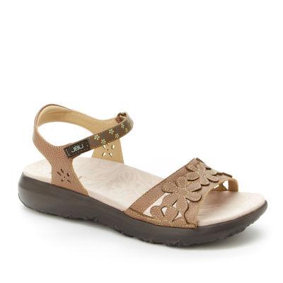 J Sport By Jambu Wildflower Womens Strap Sandals