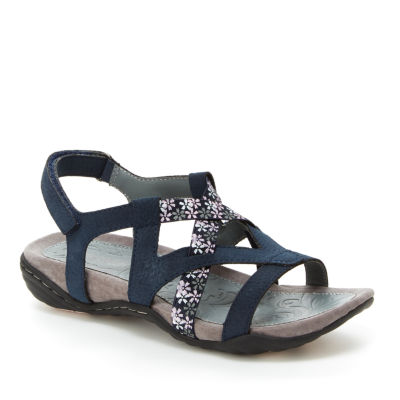 J Sport By Jambu Woodland Womens Strap Sandals