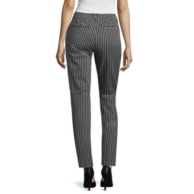 Worthington Regular Parker Ankle Pant - Tall Inseam 30""