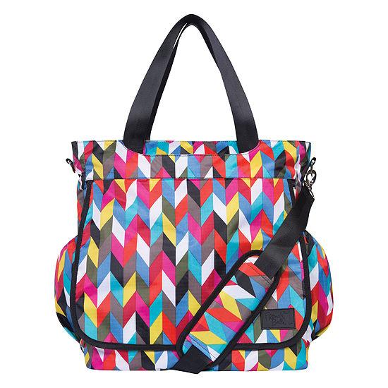 Trend Lab French Bull Diaper Bag